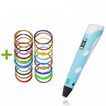 3D toll, 3D nyomtató toll