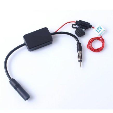 Autórádió antenna erősítő