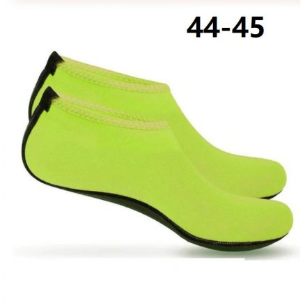 Vizicipő, úszócipő 44-45 Neonzöld
