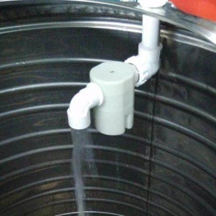 Automata vízszintszabályzó szelep