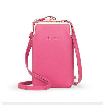 Mobil táska pink