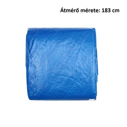 Medence takaró ponyva 183 cm átmérővel