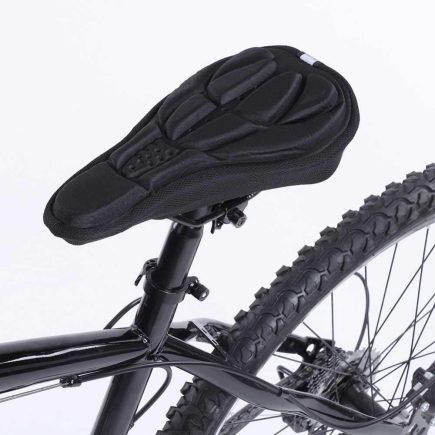 3D Légáteresztős Biciklis Üléshuzat - A Maximális kényelemért