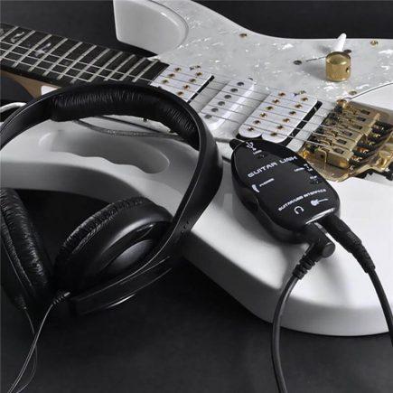 USB Guitar Link, Gitár hangkártya interfész