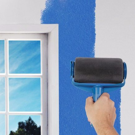 Festékadagolós festőhenger